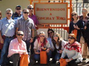Tour Viña Concha y Toro, Tour Concha y Toro
